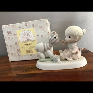 Precious Moments Porcelain figurine